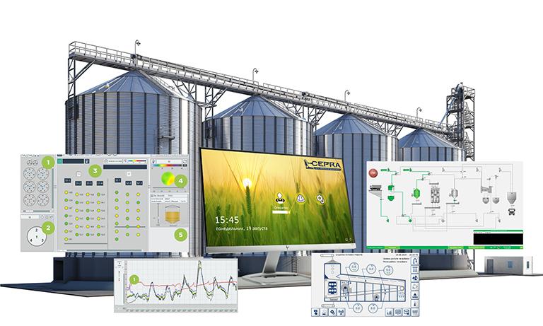 Управление конвейерами элеваторами зао завод конвейерного оборудования